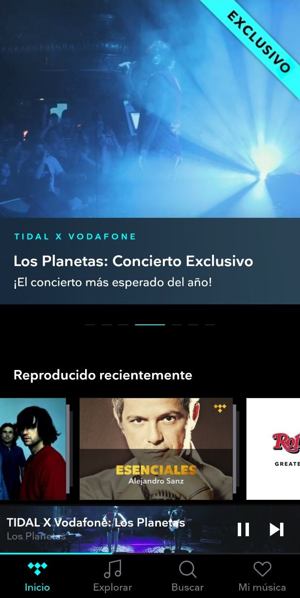 tidal app android